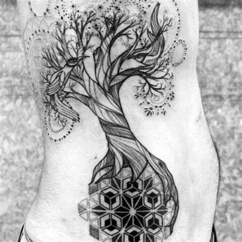 tatouages de larbre de vie  leur signification