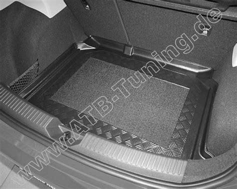 kofferraumwanne seat leon iii  ab