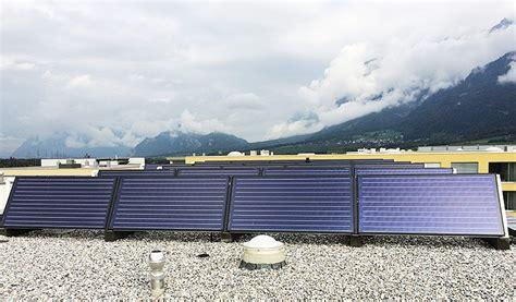 Sonnenkollektoren Warmes Wasser Zum Nulltarif by Solar Solaranlage Installateur Z 252 Rich Sonnenkollektor