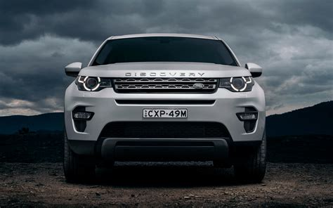 Land Rover Discovery Sport Wallpapers by 2015 Land Rover Discovery Sport Se Au Wallpapers And