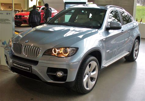 Filebmw Activehybrid X6 Wikimedia Commons