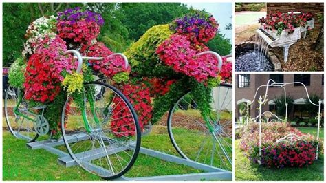 16 Recycled Garden Ideas To Inspire Your Own Whimsical