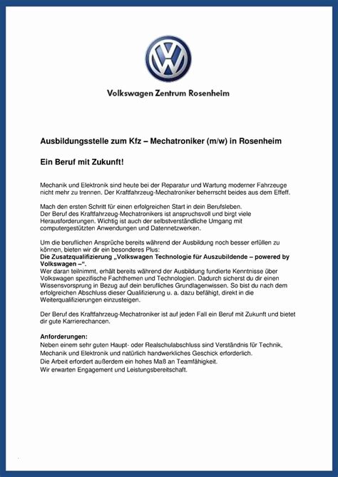 ausbildungsplätze 2019 nrw 11 bewerbungsanschreiben ausbildung mechatroniker richmondcajuneteenth