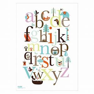 alphabet posters on pinterest animal alphabet alphabet With letter poster