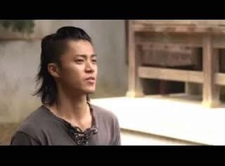 Kaos V Neck Genji Takiya crows denim v neck crows zero genji rope
