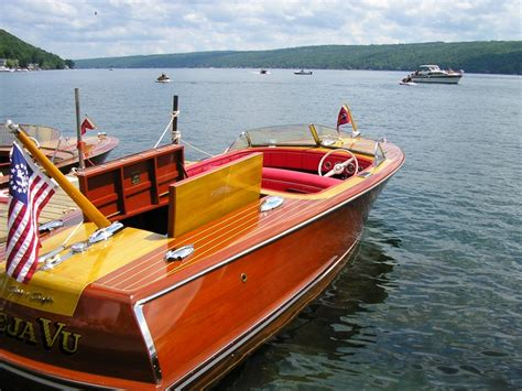 Hammondsport Ny Antique Boat Show by Wooden Boat Show In Hammondsport Images Of The Finger