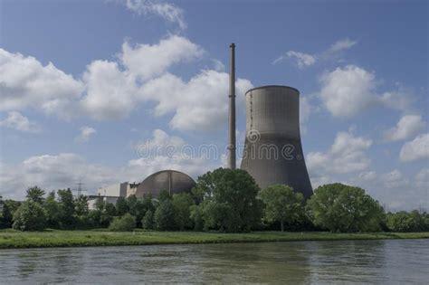 musterhaus mülheim kärlich former power station stock image image of dioxide