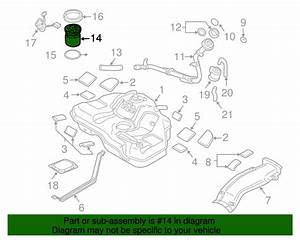 Mazda Fuel Pump Diagram