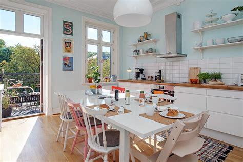decoracion en blanco  toques neon  pastel blog