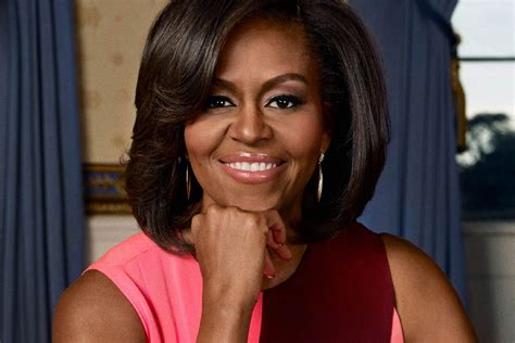 Michelle Obama Says She's 'exhausted' By The 'chaos' Of