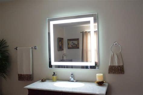 Best Bathroom Mirror Lighting by 20 Best Ideas Light Up Bathroom Mirrors Mirror Ideas