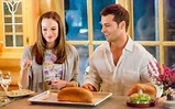Danielle Panabaker and Shawn Roberts in Recipe for Love (2014)