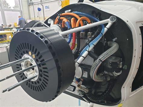 Pipistrel offers type certified electric motor - FLYER