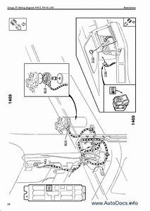 Volvo Wiring Diagrams Fm9  Fm12  Fh12  Fh16  Nh12 Repair