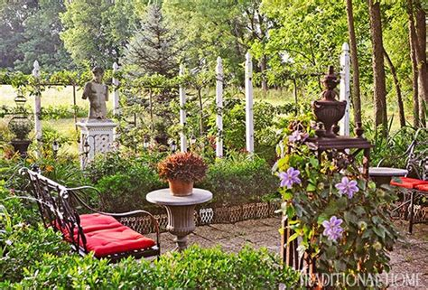 Garden Color And Flair by Garden With Color And Flair Traditional Home