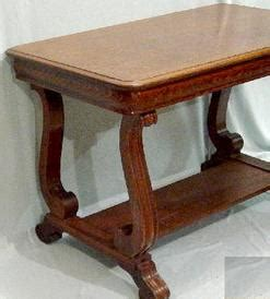 furniture table library victorian knoxville tables