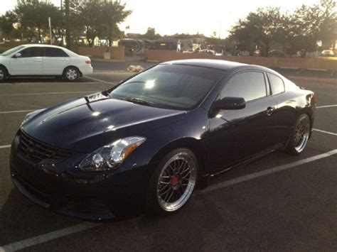 nissan altima modified nissan altima coupe custom parts