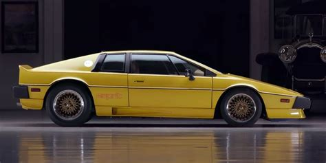 early lotus esprit turbo   sorted