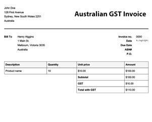 receipt template australia printable receipt template