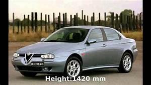 2000 Alfa Romeo 156 Sportwagon 1 9 Jtd Features