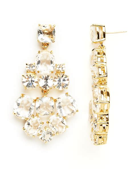 kate spade new york chandelier earrings bloomingdale s