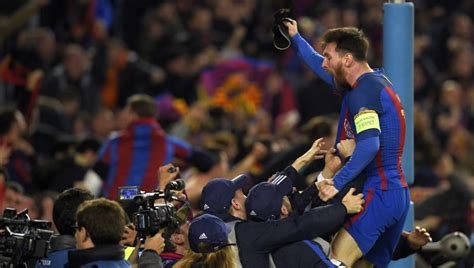 Lionel Messi Says 'Nothing Is Impossible' After Barcelona ...