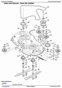 John Deere X300r Belt Diagram