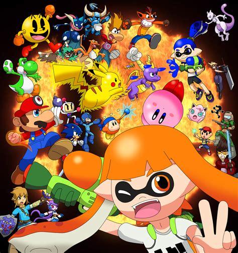 Super Smash Bros Ultimate By Alex13art On Deviantart