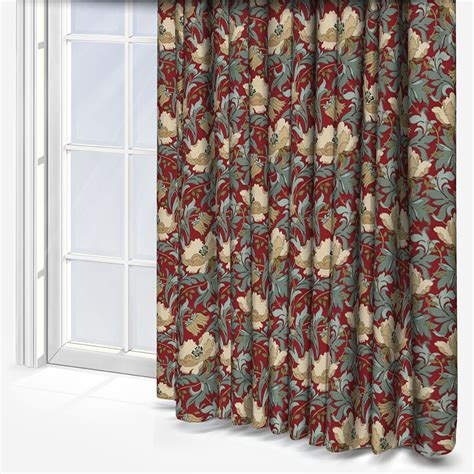 Deco Drapes - iliv deco cherry curtain custom curtains