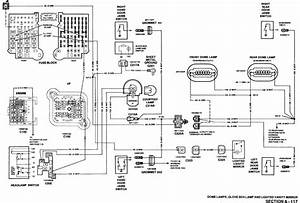 Wire Diagram 1973 Blazer