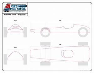 free pinewood derby template by sin customs 001806 With kub car templates