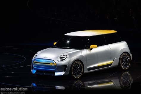 Mini Cooper E Electric Vehicle Production Start Confirmed