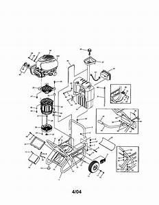 Troybilt Generator Parts