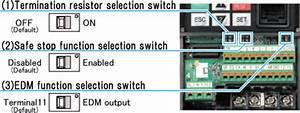 Inverter   Wj200 Series   Terminal Functions   Hitachi