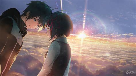 anime hd wallpaper deviantart kimi no na wa anime wallpaper by kpponline on deviantart
