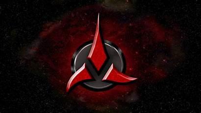 Klingon Symbol Wallpapers Trek Star Logos Wcw