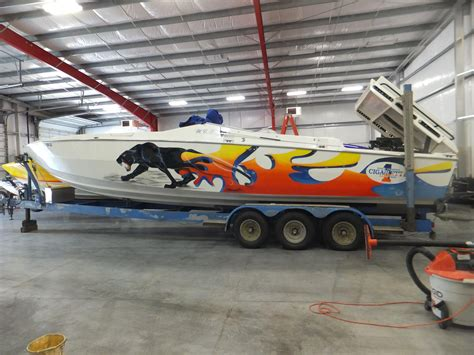 Cigarette Boats For Sale Uk by 1987 Cigarette 35 Cafe Racer Power New And Used Boats For Sale