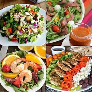 Summer Dinner Salads! My Imperfect Kitchen