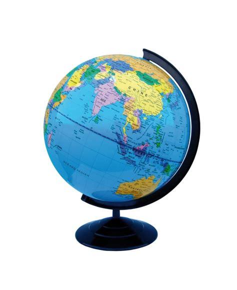 globe terrestre physique et politique diam 32 cm non lumineux