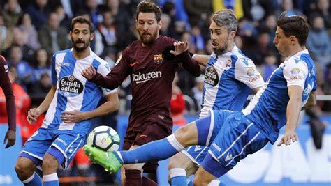 Barcelona 4-0 Deportivo La Coruña: match report - AS.com