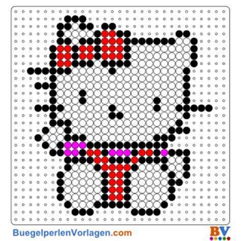 kitty  buegelperlen vorlagen web ee