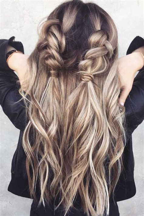 36 Five Minute Gorgeous and Easy Hairstyles Hair styles