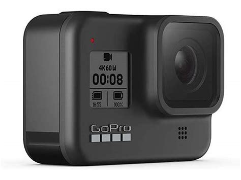 gopro hero black waterproof action camera gadgetsin
