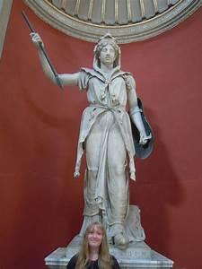 Greek, Goddess, Statue, By, Darkpriestess111804, On, Deviantart
