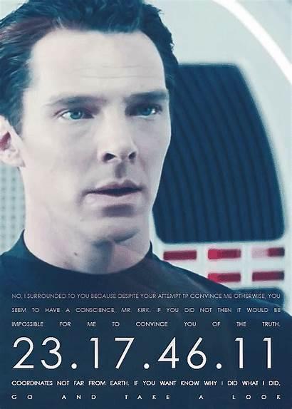 Harrison John Khan Fanpop Cumberbatch Benedict Star