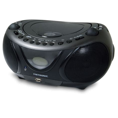 metronic radio cd mp3 bluetooth radio radio r 233 veil metronic sur ldlc