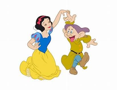 Snow Dwarfs Seven Disney Dopey Christmas 80th