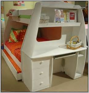 bunk bed and desk combo bunk bed desk combo wantster