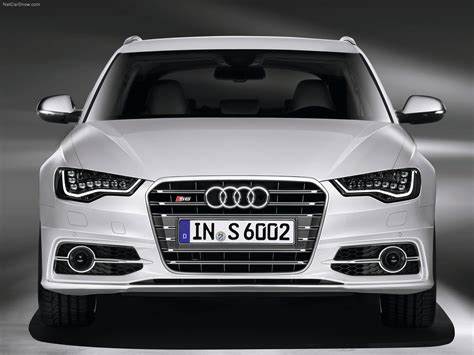 Audi S6 Front by Audi S6 Avant Picture 44 Of 64 Front My 2013 1600x1200