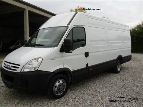 Iveco Daily Iii 35c15 2008 Box-type Delivery Van